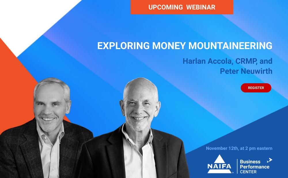 Exploring Money Mountaineering