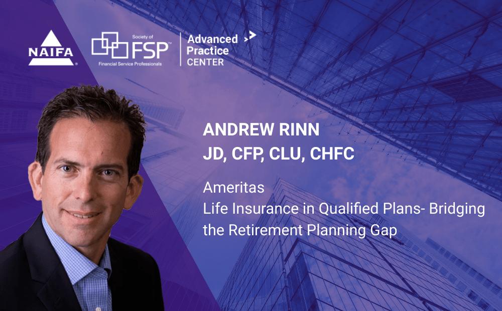 Andrew Rinn presents at 2021 Impact Week